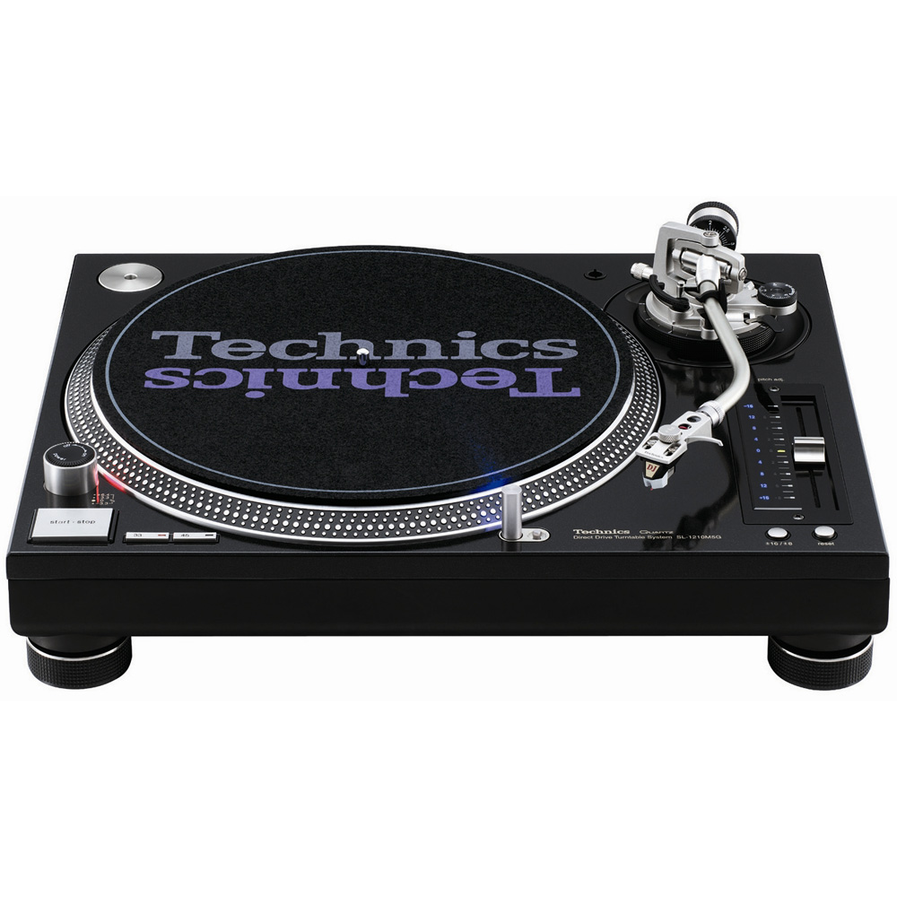 TECHNICS SL-1210M5G GRAND MASTER Direct Drive Professional Turntable